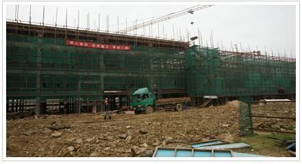 岳阳经开区新开工21个项目