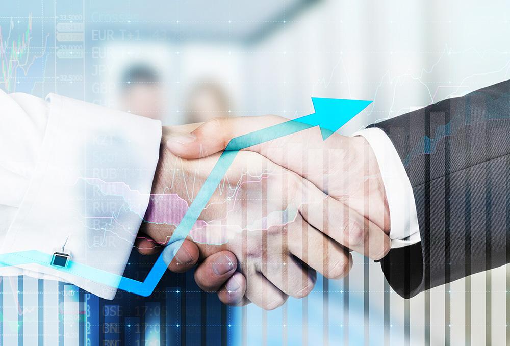 金山科技工业园管委会与农行战略合作框架协议签约及信贷业务宣讲活动