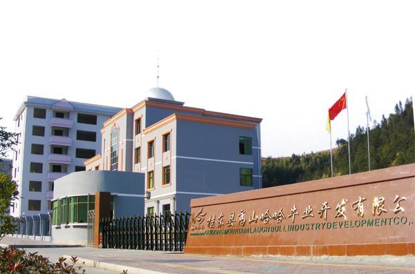 桂东县高山哈哈牛业开发有限公司