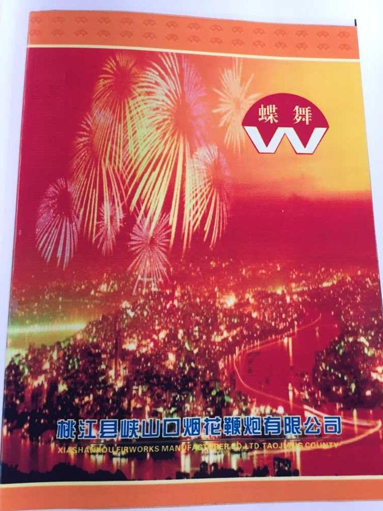 桃江县峡山口烟花鞭炮有限公司
