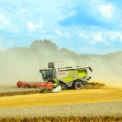 大型农机混装生产平台