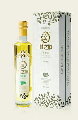 精品茶油500ML单...