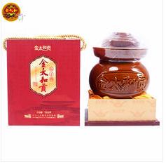 湖南金太和贡超辣零食小吃特产1000g精品礼盒猪肉脯