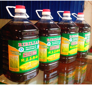 供应家庭装 全国最好最纯的茶籽油 源自茶油之都深山幽谷原生态茶树林