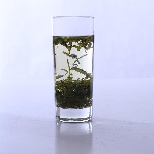 百叠岭有机绿茶