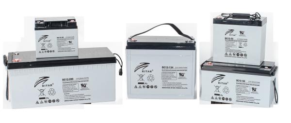 DC系列深循环铅酸蓄电池