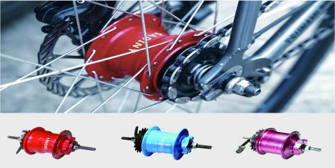 自行车内变速器