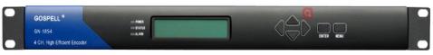 GN-1854 4路高清编码器