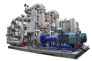 直流输电换流阀纯水冷却设备