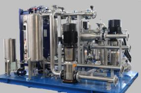 柔性交流输配电晶闸管阀纯水冷却设备