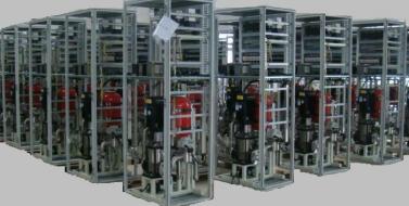 新能源发电变流器纯水冷却设备