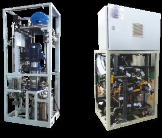 大功率电气传动变频器纯水冷却设备