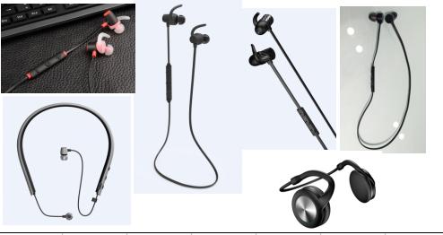 蓝牙耳机C系列