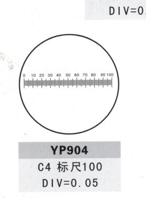 YP904测微尺