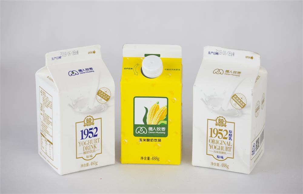 玉米酸奶饮品