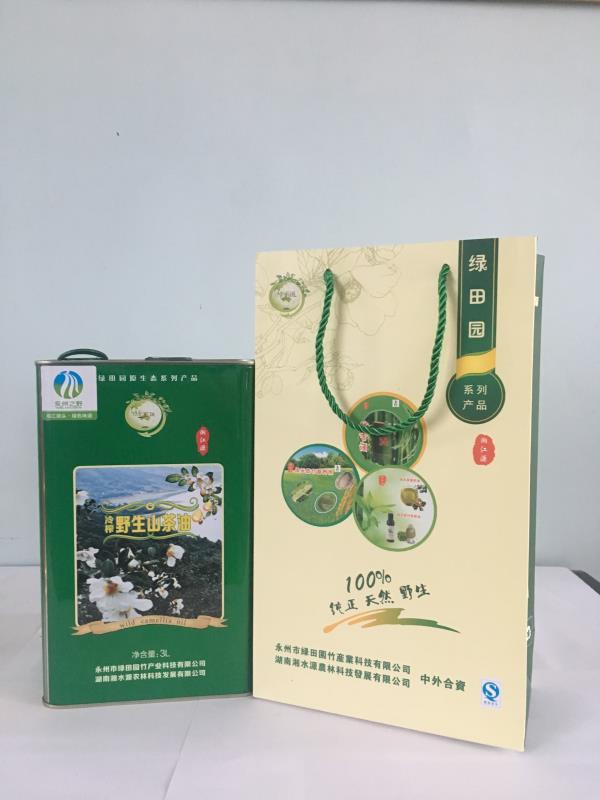 3kg装茶籽油
