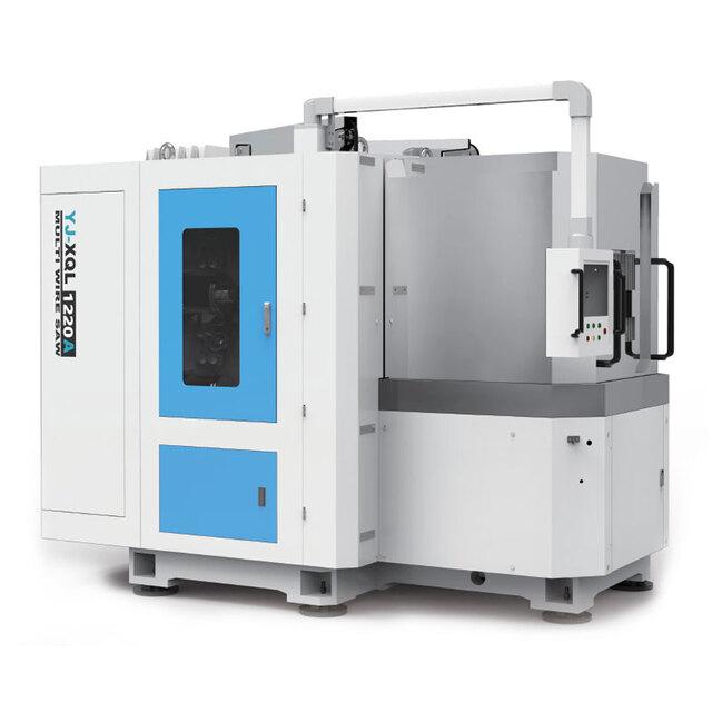 磁材專用金剛線高精密切割裝備系列產品(宇晶機器)
