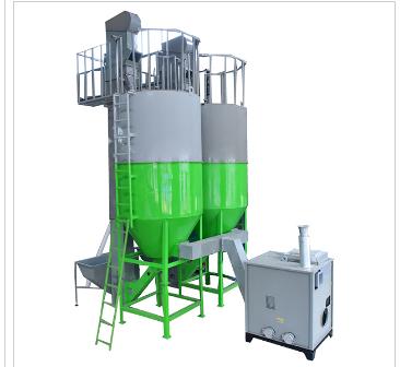 农友集团5H-4批式循环谷物干燥机