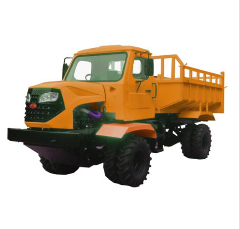 农友集团 铰接式全地形拖拉运输机