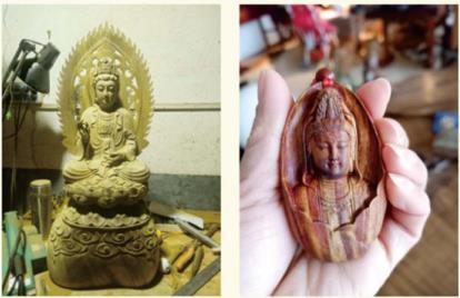 传统手工雕刻