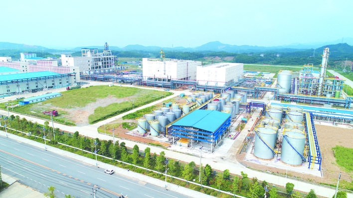 岳陽綠色化工產業園
