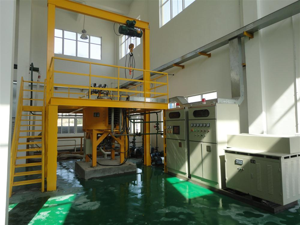 高梯度磁分离工艺技术装备
