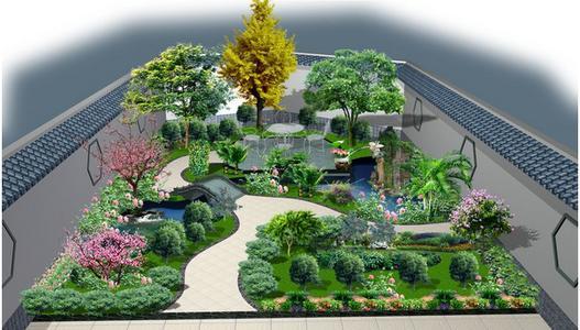 園林景觀設計與施工