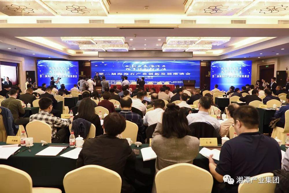 全国第二届海泡石产业创新发展座谈会