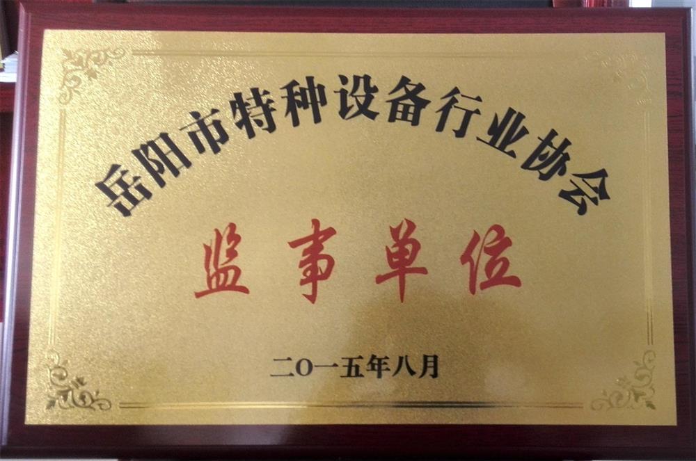 岳阳特检协会监事单位
