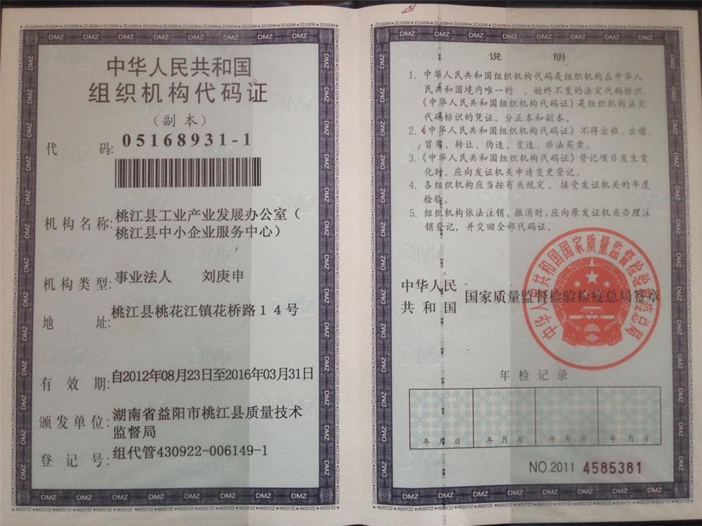 桃江县中小企业服务中心