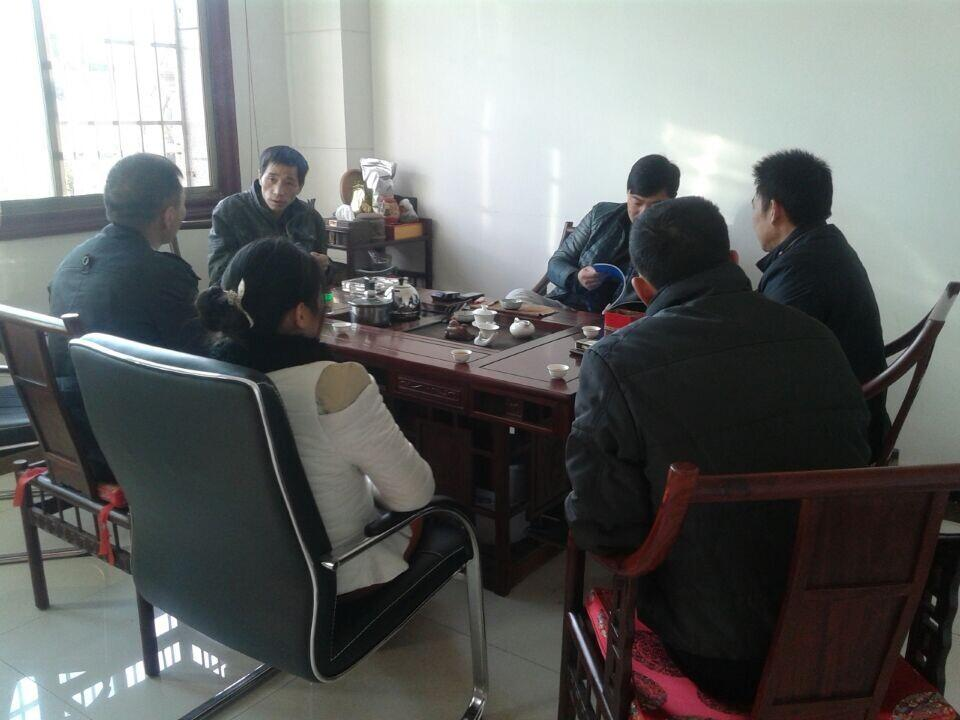 嘉禾县飞恒合金铸造有限公司首届管理干部培训暨《丰田精细化生产管理》培训班