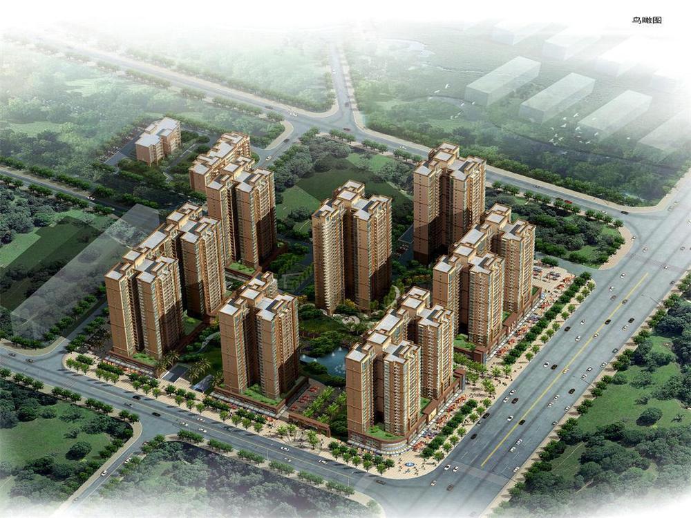 华南名城房地产开发项目