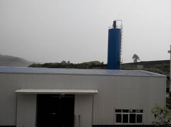 棓雅科技五倍子加工污水处理系统