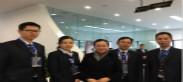 我行小微专营团队参加长沙(国家)广告产业园开园仪式并向入驻企业介绍交行中小企业特色产品