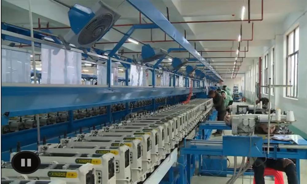 建立现代企业制度案例2:湖南兴德缝制股份有限公司