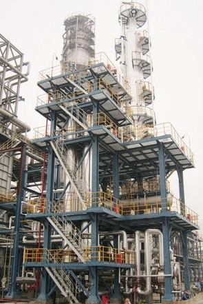中石化北海分公司60万吨航煤FITS加氢装置