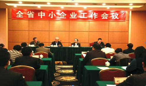 全省中小企业工作会议在长沙举行