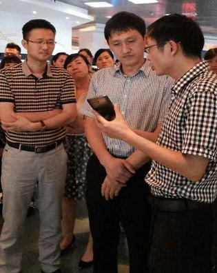 天心区举办2015年首期信息化业务培训