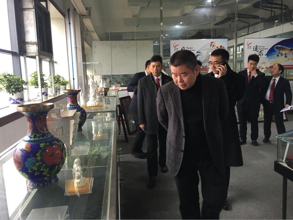 胡国新深入郴州高新区帮企业排忧解难拓展发展空间