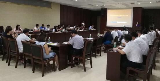 宁乡县2017年《制造企业转型升级需解决的八大管理问题》 公益培训活动成功举办