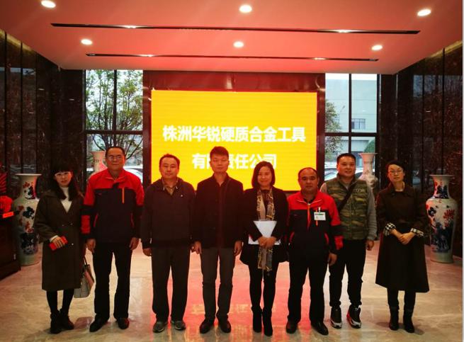 芦淞区组织专家团队巡诊把脉 助推工业企业转型升级